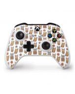 Lotsa Owls Xbox One S Controller Skin