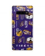 LSU Blast Galaxy S10 Plus Skin