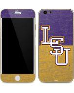 LSU Split iPhone 6/6s Skin