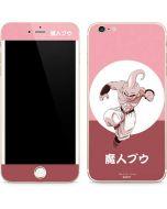 Majin Buu Monochrome iPhone 6/6s Plus Skin