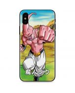 Majin Buu Power Punch iPhone X Skin