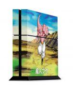 Majin Buu Power Punch PS4 Console Skin