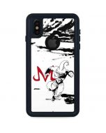 Majin Buu Wasteland iPhone X Waterproof Case