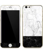 Marble Split iPhone 6/6s Skin