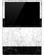 Marble Split Surface Pro 4 Skin