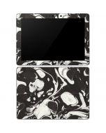 Marbleized Black Surface Go Skin