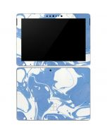 Marbleized Blue Surface Go Skin