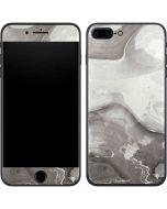 Marbleized Grey iPhone 7 Plus Skin