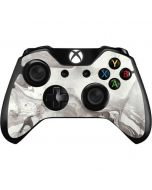 Marbleized Grey Xbox One Controller Skin