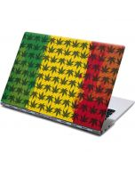 Marijuana Rasta Pattern Yoga 910 2-in-1 14in Touch-Screen Skin