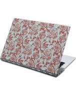 Marsala White Rose Yoga 910 2-in-1 14in Touch-Screen Skin