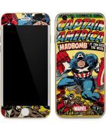 Marvel Comics Captain America iPhone 6/6s Skin