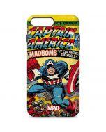 Marvel Comics Captain America iPhone 7 Plus Pro Case