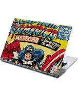 Marvel Comics Captain America Yoga 910 2-in-1 14in Touch-Screen Skin