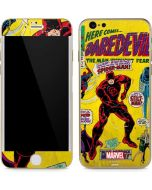 Marvel Comics Daredevil iPhone 6/6s Skin