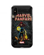 Marvel Comics Fanfare iPhone XS Max Cargo Case