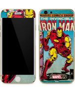 Marvel Comics Ironman iPhone 6/6s Skin