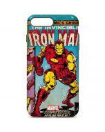 Marvel Comics Ironman iPhone 7 Plus Pro Case