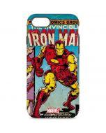 Marvel Comics Ironman iPhone 8 Pro Case