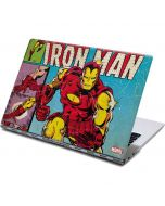 Marvel Comics Ironman Yoga 910 2-in-1 14in Touch-Screen Skin