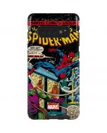 Marvel Comics Spiderman Galaxy S10 Plus Pro Case