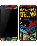 Marvel Comics Spiderman Google Pixel Skin