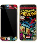 Marvel Comics Spiderman iPhone 6/6s Skin
