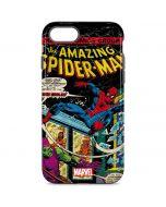 Marvel Comics Spiderman iPhone 8 Pro Case