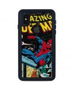 Marvel Comics Spiderman iPhone X Waterproof Case