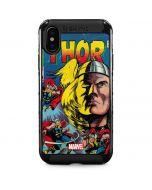 Marvel Comics Thor iPhone XS Max Cargo Case