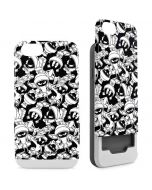 Marvin Super Sized Pattern iPhone 6/6s Wallet Case