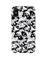Marvin Super Sized Pattern iPhone XS Max Pro Case