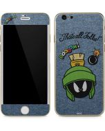 Marvin Thats All Folks iPhone 6/6s Skin