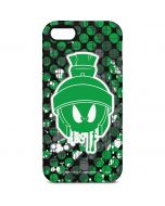 Marvin the Green Martian iPhone 5/5s/SE Pro Case