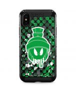 Marvin the Green Martian iPhone XS Max Cargo Case