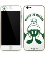 Marvin the Martian Big Head iPhone 6/6s Skin