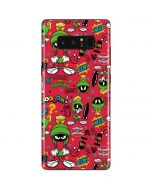 Marvin the Martian Patches Galaxy Note 8 Skin