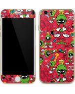 Marvin the Martian Patches iPhone 6/6s Skin