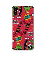 Marvin the Martian Patches iPhone XS Max Skin