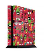 Marvin the Martian Patches PS4 Console Skin