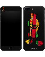 Marvin the Martian Sliced iPhone 8 Plus Skin