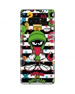Marvin the Martian Striped Patches Galaxy Note 8 Skin