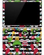 Marvin the Martian Striped Patches Surface Pro (2017) Skin