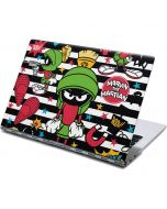 Marvin the Martian Striped Patches Yoga 910 2-in-1 14in Touch-Screen Skin