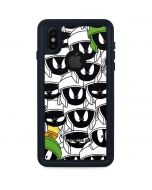 Marvin the Martian Super Sized iPhone XS Waterproof Case