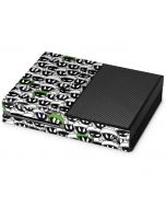 Marvin the Martian Super Sized Xbox One Console Skin