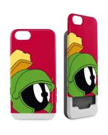 Marvin The Martian Zoomed In iPhone 6/6s Wallet Case