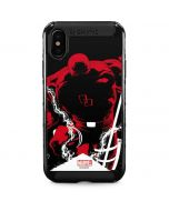 Matt Murdock The Daredevil iPhone XS Max Cargo Case