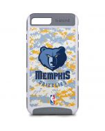 Memphis Grizzlies Digi Camo iPhone 8 Plus Cargo Case