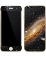 Messier 31 the Andromeda Galaxy iPhone 6/6s Skin
